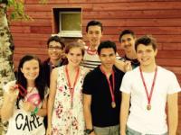 Trophée régional LIF été Clayes-sous-Bois juin 2015